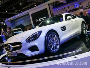 Mercedes-AMG GT S en el Salón de BA 2015