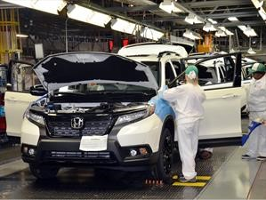 Arrancó la producción del Honda Passport