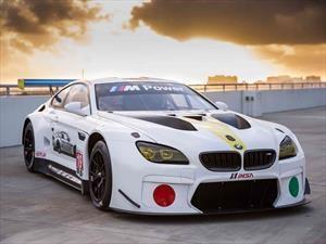 Así es el BMW M6 GTLM de la colección de BMW Art Cars