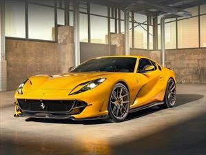 Novitec realza el aspecto visual de la Ferrari 812 Superfast
