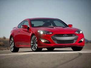 El Hyundai Genesis Coupé empieza a despedirse