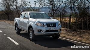 Probando la Nissan Navara NP300 2020