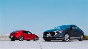 Mazda3 obtiene 5 estrellas en pruebas de impacto de la Euro NCAP
