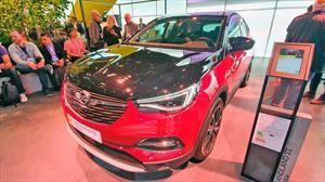 Ahora el Opel Grandland X también es híbrido