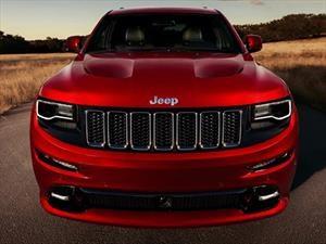 Este Jeep Grand Cherokee trae el V8 del Hellcat