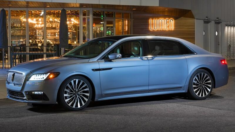 Lincoln finaliza la producción del Continental; ahora, solo venderá SUVs