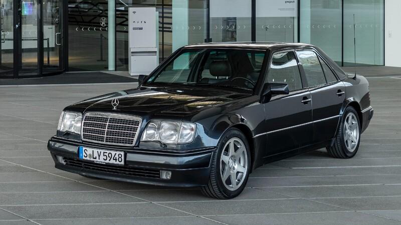 Uno de los mejores Mercedes-Benz de la historia fue desarrollado junto a Porsche
