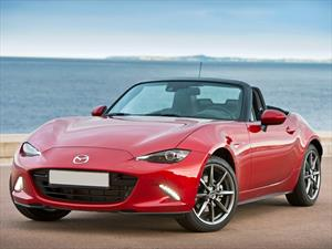 Mazda MX-5: Nombrado World Car of the Year 2016