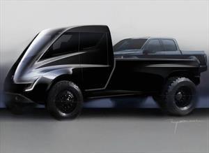 Ahora Tesla producirá un pick up eléctrico