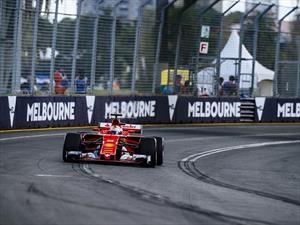 Vettel gana el GP de Australia 2017
