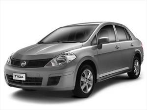 Nissan Tiida equipará bolsas de aire frontales a partir de septiembre