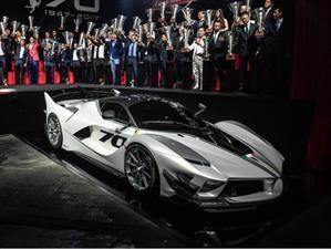 Ferrari FXX-K Evo, un verdadero laboratorio con V12