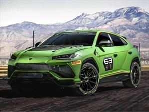 Lamborghini Urus ST-X Concept, sorprendente SUV de carreras