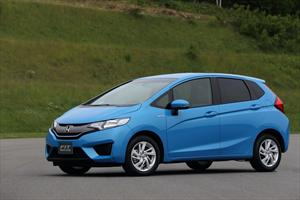 Así luce el Honda Fit Hybrid 2014 que se producirá en México