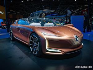 Renault Symbioz Concept se deja ver por primera vez en la región