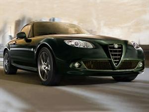 Mazda da una mano para que el Alfa Romeo Spider reviva