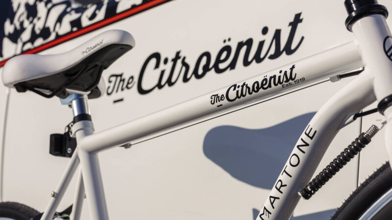 Citroën se suma a la moda de lanzar bicicletas