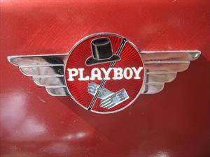 Playboy Motor Cars es la marca que inspiró la revista