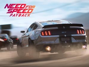 Así es el Need For Speed Payback