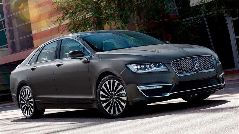 Al igual que el Fusion, el Lincoln MKZ también se dejará de fabricar en México