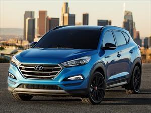 Hyundai Tucson Night 2017, edición limitada
