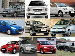 Top 10: los autos más vendidos en Septiembre de 2012