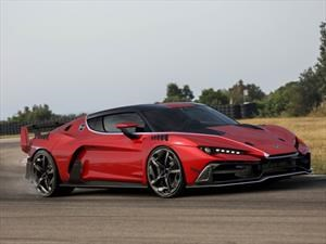 Italdesign Zerouno, limitado a cinco unidades