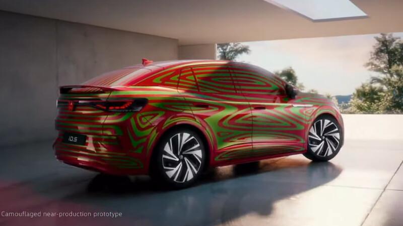 Volkswagen ID.5: El Nivus eléctrico está en camino