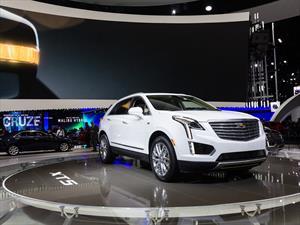 Cadillac XT5 2017 sustituirá el SRX