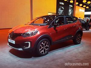 El Renault Captur se presenta en San Pablo y ya tiene precio en Argentina