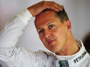 El estado de Schumacher