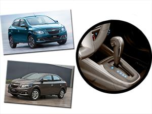 Chevrolet Onix y Prisma ahora con transmisión automática