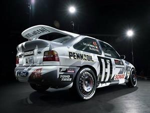 Ford Escort RS Cosworth es el nuevo juguete de Ken Block