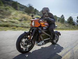 Harley-Davidson presenta su primera motocicleta eléctrica