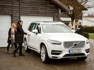 """""""Drive Me"""": Programa de Volvo para crear carros autónomos"""