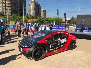 HAALUR de la UDP gana la Carrera Solar Atacama 2018