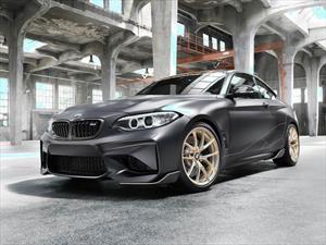 Este excitante M2 Competition es cortesía de BMW M Performance Parts