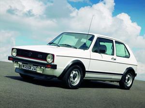 Conoce las 7 generaciones del Volkswagen Golf GTI