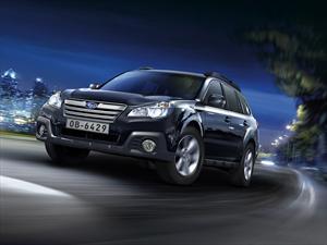 Subaru de Colombia presenta la nueva Outback 3.6 Limited en el Salón del Automóvil de Bogotá