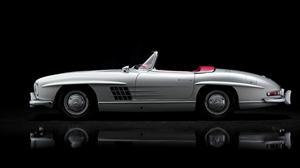 Mercedes-Benz SL: La historia de un mito