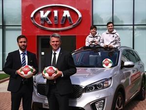 KIA es ahora auspiciador de la UEFA Europa League