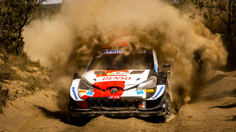 WRC 2021: Ogier gana en Kenia gracias a Hyundai