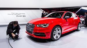 Nuevo Audi S3 se presenta en el Salón de París 2012