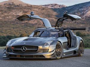 Mercedes-Benz SLS AMG GT3, edición de lujo