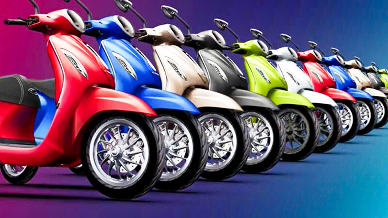 Bajaj tendrá submarca para sus motos eléctricas