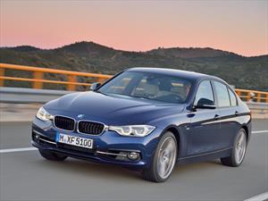 BMW Serie 3 2016 llega a México desde $514,900 pesos