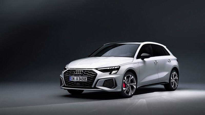 Audi A3 Sportback 45 TFSIe 2021, más potencia, sin renunciar a la eficiencia