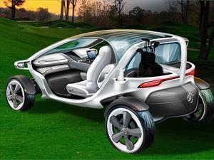 "Mercedes-Benz Vision Golf Cart, pensado para hacer ""hoyo en uno"""