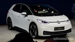 Volkswagen ID.3, el primer auto 100% eléctrico de la alemana