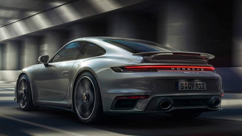 Porsche inicia la venta en Chile del 911 Turbo S